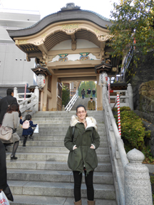 Photo by ROSEANN ORTHOBERJapanese Shrine established in 458