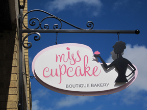 Photo by MEGAN PALBICKI Miss Cupcake is located in Shorewood, Wis..