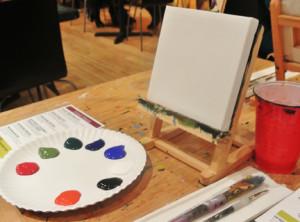 paint bar start