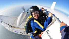 Skydiving: Perfect cure for summertime blues
