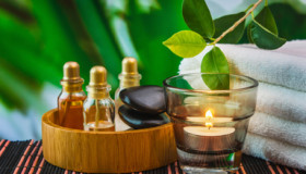 Aromatherapy prescribes users to unwind