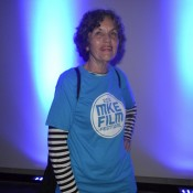 """You earn a [film] voucher for every shift you work and if you work 25 hours by the end of October you get a free Film Festival membership for the year,"" volunteer Kathleen Beaver said."