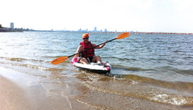 Paddle your Way