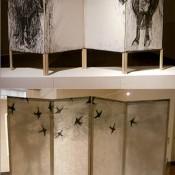 Herd: Division - woodcut