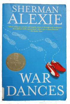 """Author of """"An Absolutely True Diary of a Part-time Indian"""", Alexie writes a collection of stories about seemingly mundane, ordinary men and reveals the value in details."""